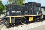US Army 1149 Locomotive (Experimental Gas Turbine)
